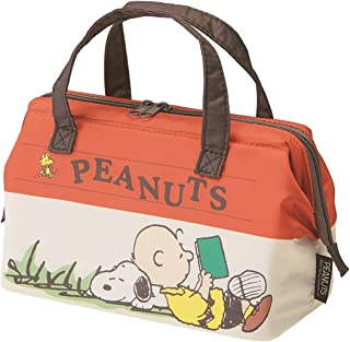 Skater cool cold lunch bag M snoopy house of PEANUTS KGA 1
