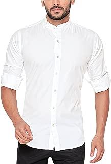 GLOBALRANG Casual Shirt for Men Slim Fit
