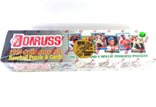 1991 donruss the rookies set