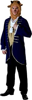 Fun Costumes Beauty and The Beast Adult Beast Costume