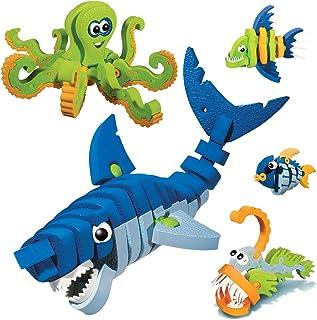 Bloco Toys - Marines Creatures