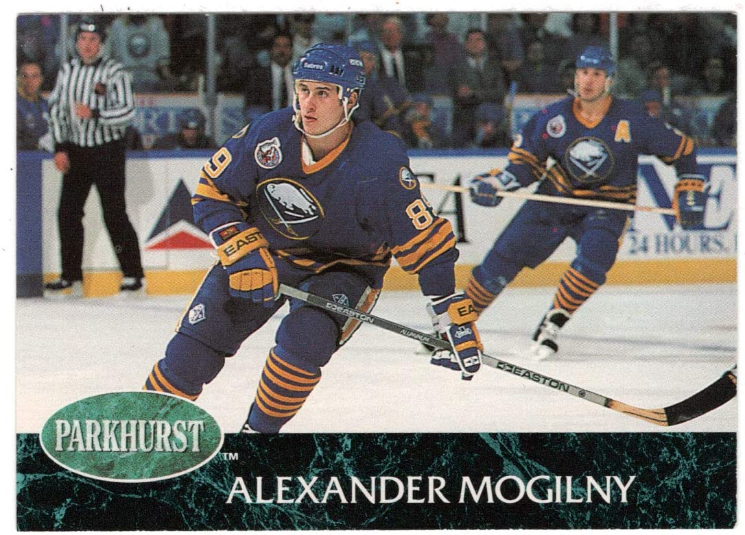 Ultra-Cheap Deals Be super welcome Alexander Mogilny Hockey Card 1992-93 # Parkhurst NM MT 13