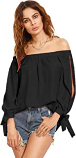 off shoulder tops buy online
