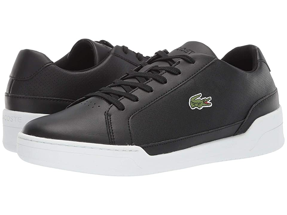 Lacoste Challenge 119 2 SMA (Black/White) Men