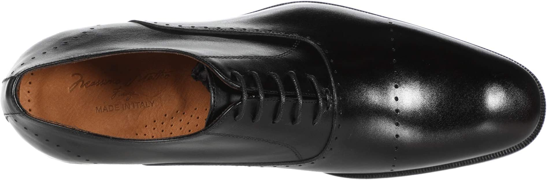 Massimo Matteo Perf Bal Cap Toe | Men's shoes | 2020 Newest