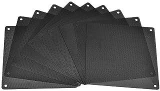 Acacia person 10 pièces 120 x 120 mm PVC Ventilateur PC Filtre à poussière Fan étanche à la poussière Case Cover Ordinateu...