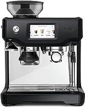 SAGE SES880 the Barista Touch, Espresso machine, Black Truffle