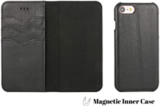 DOC ARTISAN | Artisan Wallet | Case for iPhone 6/6S Plus | Black