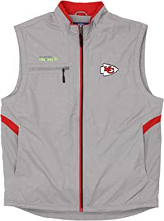 G-III Kansas City Chiefs Womens Large Full Zip Embroidered Super Bowl Champions Jacket AKAC 5 L A1 1218