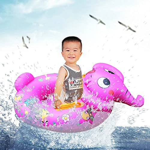 2016 New Elephant Shape Baby Child Kids Inflatable Floating Swimming Pool Raft Chair Seat Float Swim