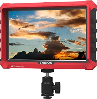 TARION X7s Camera Field Monitor Professional On-Camera Monitor 4K HDMI Input/Output 7 Inch IPS 1920X1200 High Resolution f...
