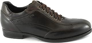 scarpe uomo nero giardini A604492U//101