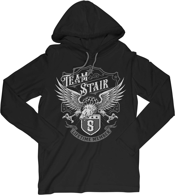 Patriotic online shopping Eagle Surname Team Stair Overseas parallel import regular item T-Shirt Family