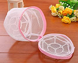 Laundry Bags Use Mesh Clothing to Store Underwear and Socks. Washing Storage Bag Vacuum Cleaner Box (Color : White)
