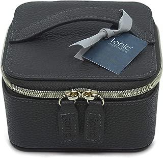 Tonic Australia Luxe Cube Jewelery Holder - Charcoal