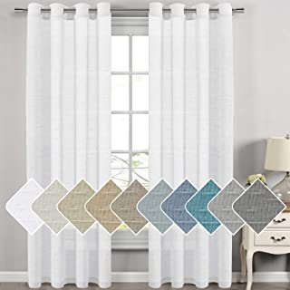 Best voile curtains ready made Reviews