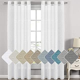 12 foot long curtains