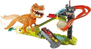 Hotwheels T - Rex Takedown Cars