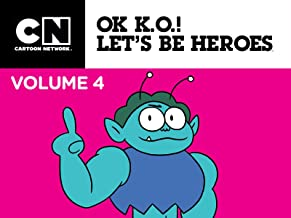 OK K.O.! Let's Be Heroes Season 4