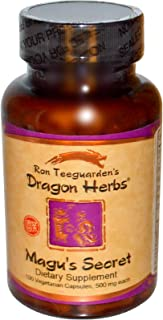 Dragon Herbs Magu s Secret 500 mg 100 Veggie Caps