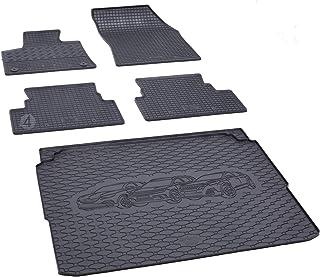 Qualit/é: Caoutchouc Just Carpets Tapis de Coffre sur Mesure pour Votre Passat B8 Berline 4 Pieces Ann/ée de Fabrication: 2014-09//2019