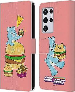 Head Case Designs Officieel Gelicentieerd Care Bears Wish Burger Sweet And Savory Lederen Book Portemonnee Cover compatibe...