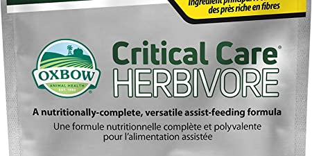 Oxbow Animal Health Critical Care, Herbivore, Anise Flavor, 454 Gram Bag, 70104