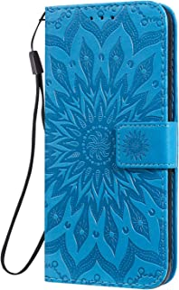 Lomogo Cover iPhone 11 PRO Max Portafoglio Custodia a Libro Pelle