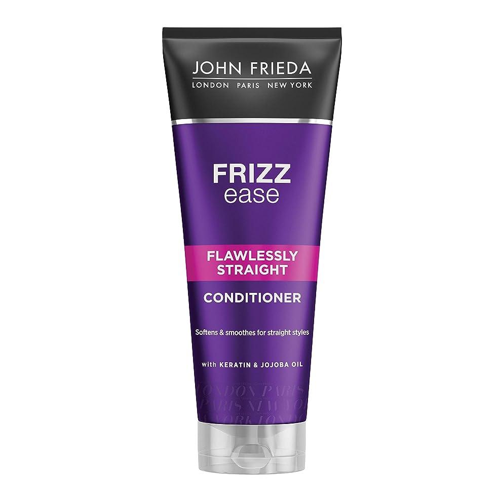 ピジンドキュメンタリー親John Frieda Frizz-Ease Straight Conditioner 250ml