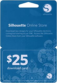silhouette america gift card