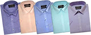 TANGY Pack of 5 Half Sleeves Mens Shirt