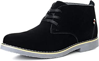 Beck Mens Genuine Suede Chukka Boots