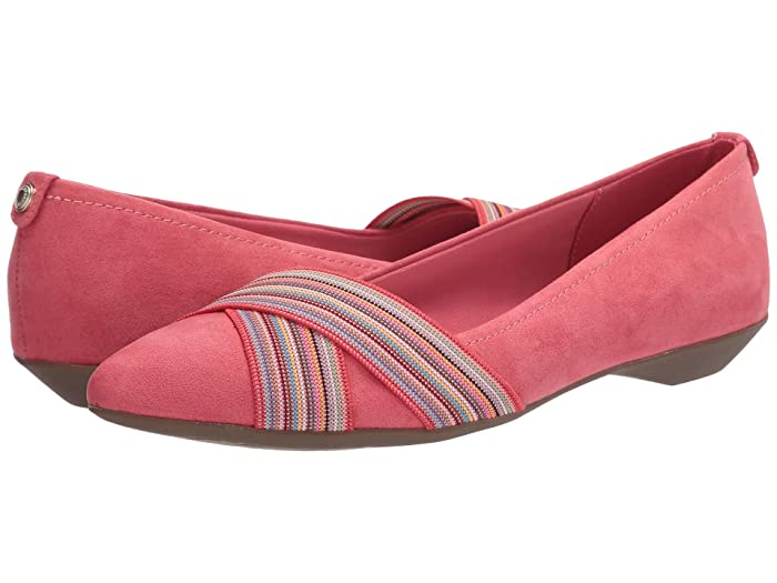 Anne Klein  Sport Oalise (Coral) Womens Shoes