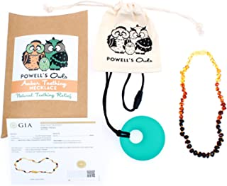Best powell's owls teething necklace Reviews
