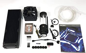XSPC RayStorm Neo Photon D5 RX360 Threadripper WaterCooling Kit (AMD sTR4)