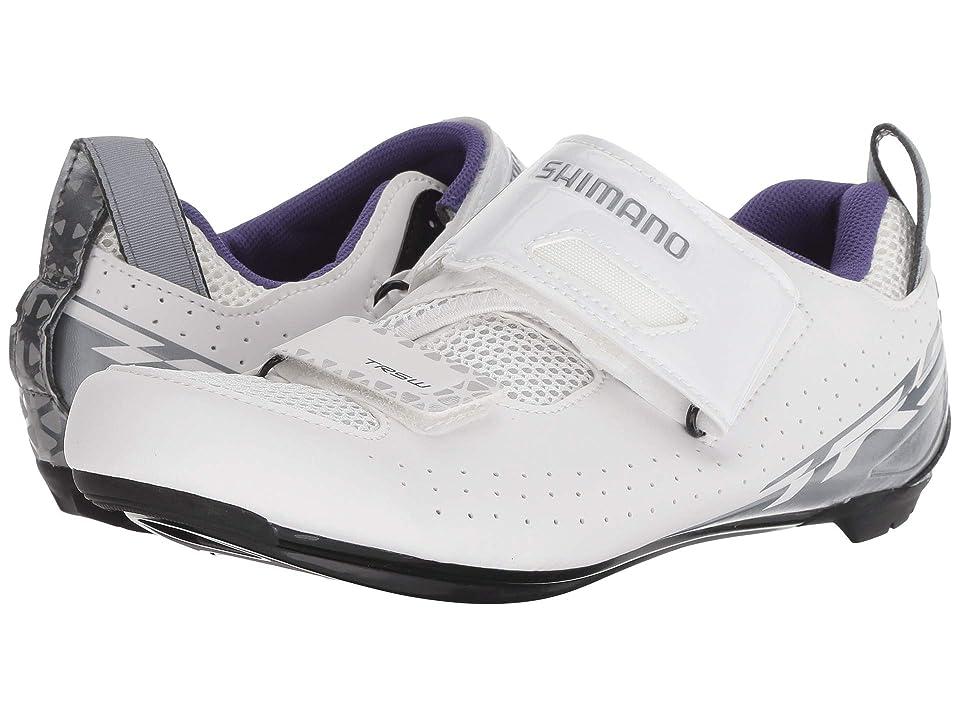 Shimano SH-TR5W (White) Women's Cycling Shoes