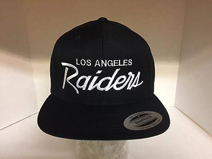 d5093a2af84 Vintage Replica Los Angeles Radiers Script Snapback Hat NWA Eazy E