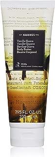 KORRES Vanilla Guava Body Butter 235ml, 7.95 Fl oz.