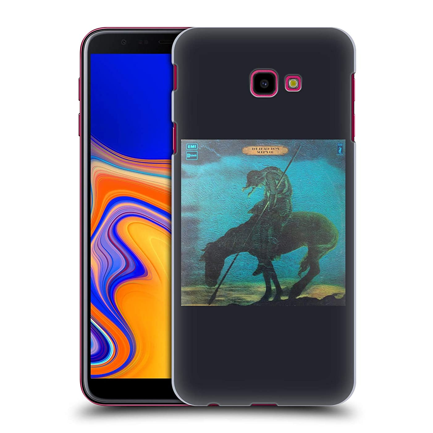Official The Beach Boys Surfs Up Album Cover Art Hard Back Case Compatible for Samsung Galaxy J4+ / Plus