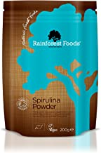 Best rainforest foods chlorella and spirulina Reviews