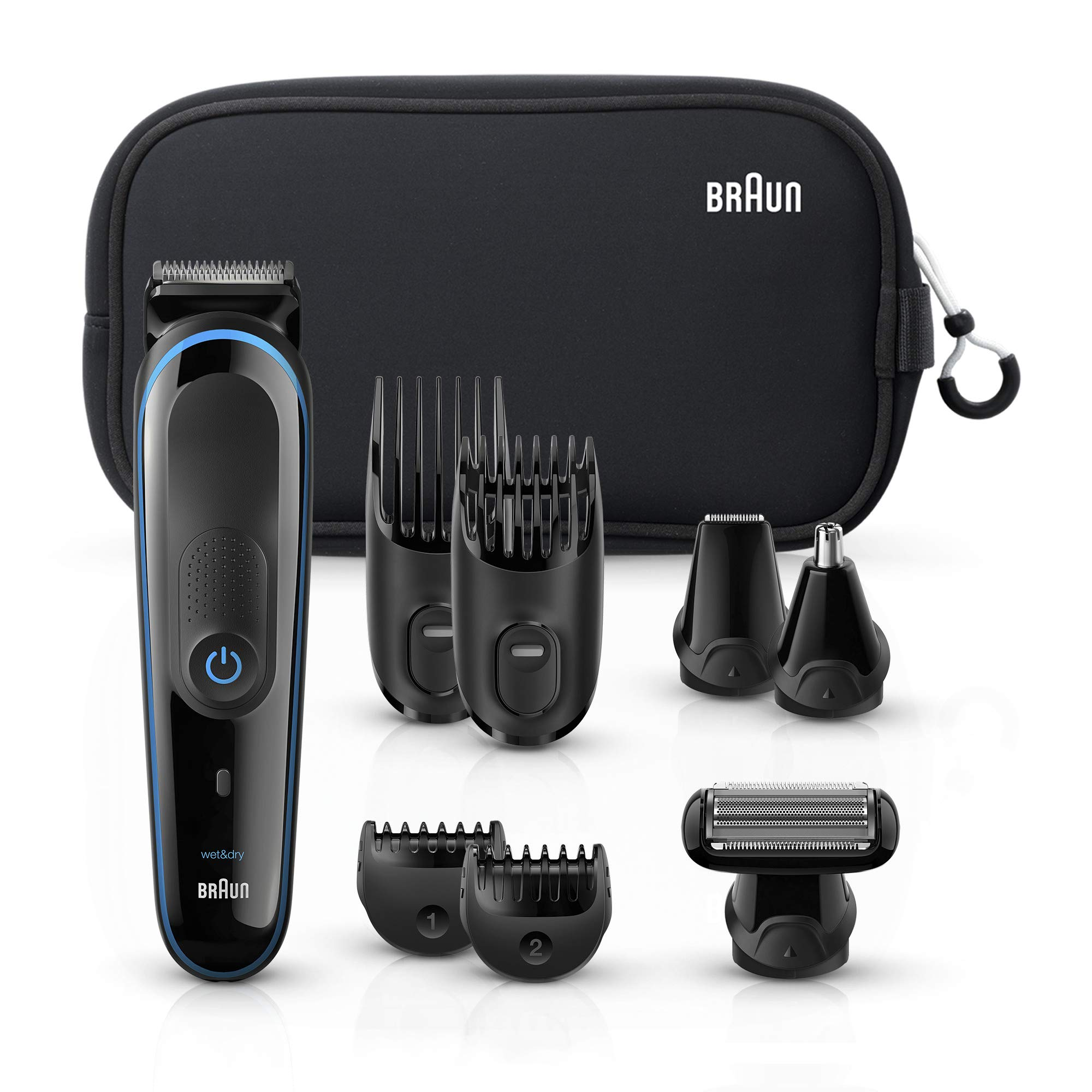 Braun Multi Grooming MGK3980 Black
