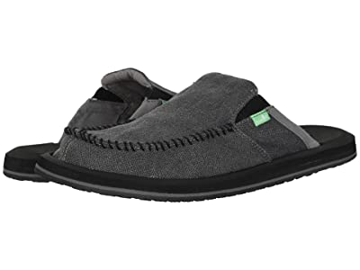 Sanuk You Got My Back III (Dark Charcoal) Men
