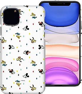 WiLLBee - Funda compatible con iPhone 11 (6,1 pulgadas) [ajuste delgado] superficie fina dura mate excelente agarre – Fami...