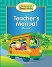 Sing, Spell, Read and Write: Pre-K - Teacher's Manual