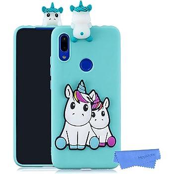 HopMore Divertidas Funda para Xiaomi Redmi Note 7 Silicona Dibujo 3D Panda Animal Carcasa TPU Gel Ultrafina Slim Case Antigolpes Caso Protección Cover Design Gracioso: Amazon.es: Electrónica