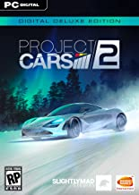 Project Cars 2 Digital Deluxe [Online Game Code]