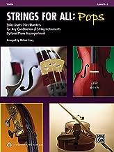 خيوط من أجل مواكبة جميع–-solo-duet-trio-quartet مع بيانو اختياري: سلسلة Violin (المناسب لجميع)