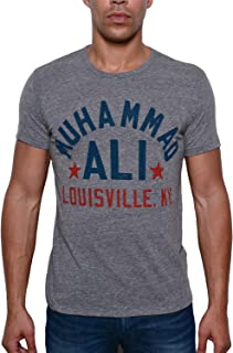 Roots of Fight Officially Licensed Men's Muhammad Ali Tees/Tanks