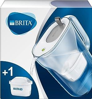 Brita Style - Caraffa Filtrante per Acqua, 2.4 Litri, 1 Filtro Maxtra+ Incluso, Premium