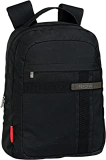 Travel Mochila Escolar, 44 cm, Marrón